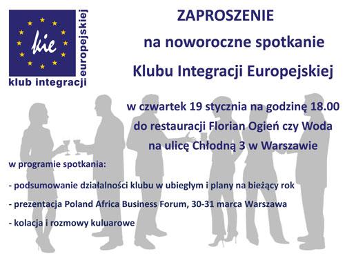 Klub Integracji Europejskiej Start