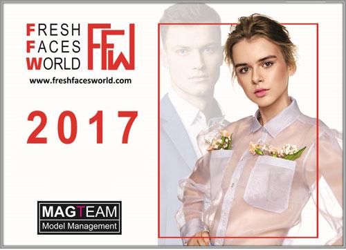 Fresh Faces World 2017, www.freshfacesworld.com