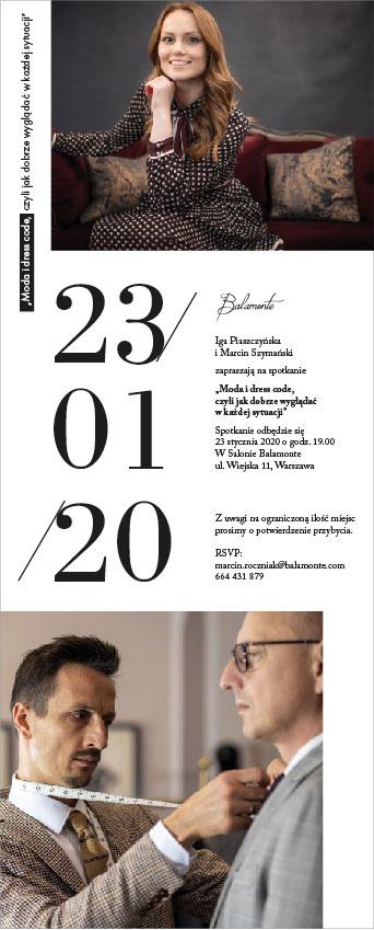 zaproszenie od Balamonte