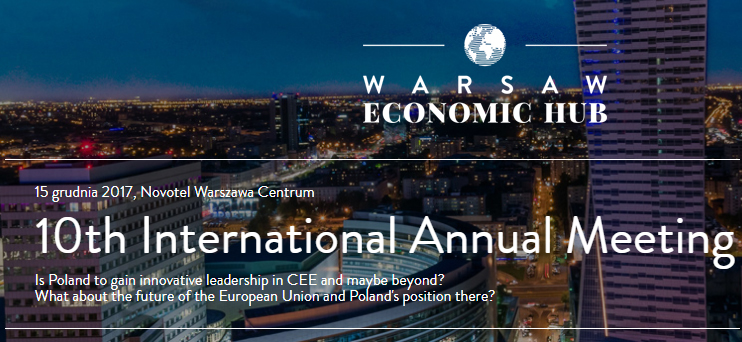 10th Warsaw Economic Hub