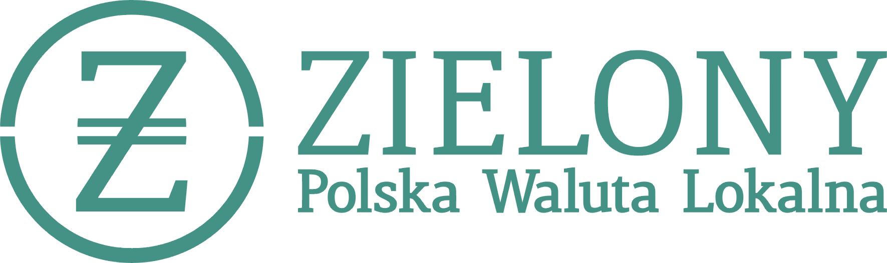 Zielony Polska Waluta Lokalna